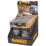 DeWALT DT70600T sada bitů IMPACT TORSION EXTREME 25, 50, 85 mm, 40 ks