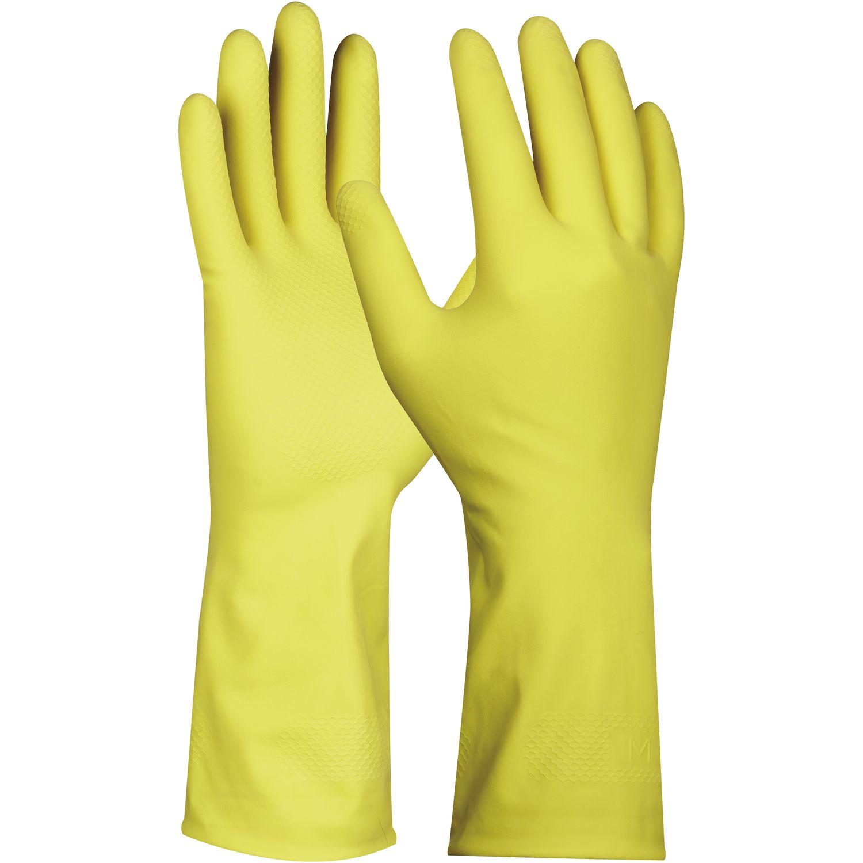 GEBOL domácí latexové rukavice vel. L (2 páry)  666eca52a0