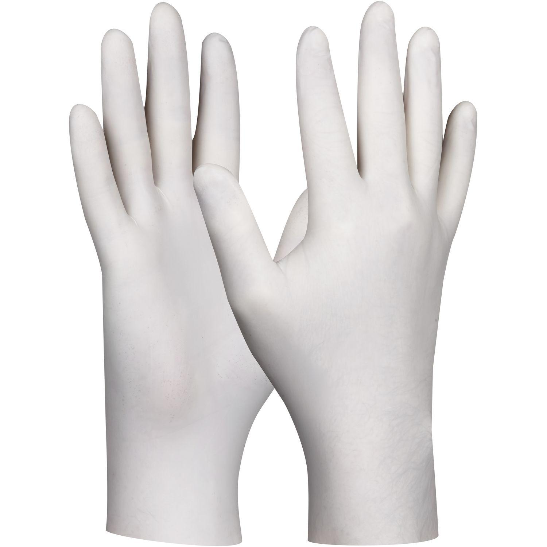 GEBOL jednorázové rukavice Latex nepráškované vel. S e87890eff9