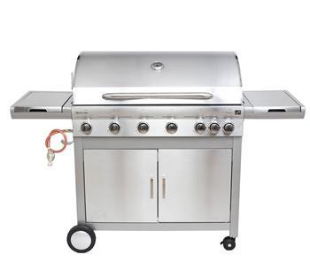 G21 Mexico BBQ Premium line plynový gril 7 hořáků + redukční ventil