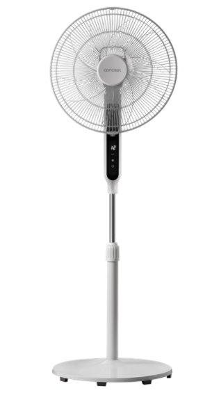 Concept VS5031 Ventilátor stojanový digitální, průměr 45 cm