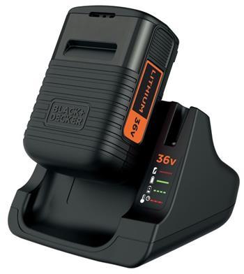 Black&Decker BDC2A36 Sada nové aku baterie 36V/2,0Ah Li-Ion + nabíječka 1,3A