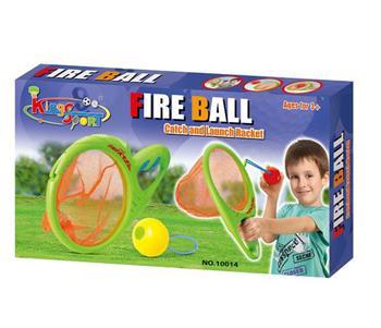 Hračka G21 Síťky na chytání a střílení míčků zelené