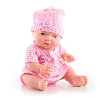 Hračka G21 Panenka Nina 28 cm, růžové doplňky