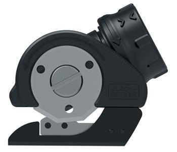 Black&Decker CSCA3 Adaptér na řezání koberců