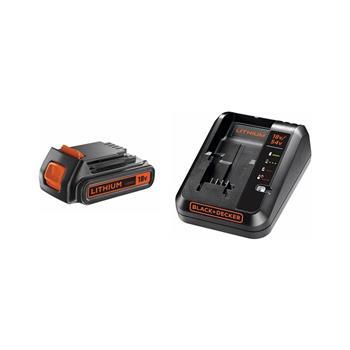 Black&Decker BDC2A20 Black&Decker BDC2A20 rychlonabíječka 18V, 2,0 A + 1 akumulátor 18 V / 2,0 Ah Li