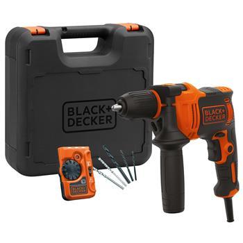 Black&Decker BEH710KDA5 Příklepová vrtačka 710W