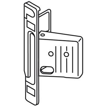 Blum ZSF.1200 čelní kování Metabox Clip Pravé