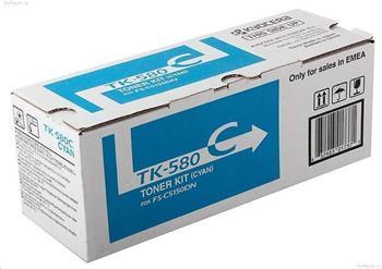 KYOCERA Toner TK-580C