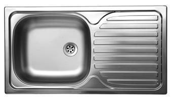 Sinks CLASSIC 780 M 0,5mm matný