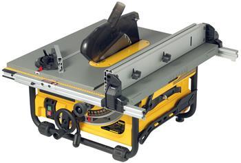 DeWALT DW745 přenosná stolní pila