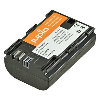 Baterie Jupio LP-E6/NB-E6 chip 1700 mAh pro Canon