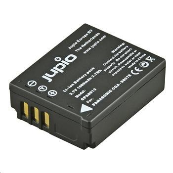 Baterie Jupio CGR-S007E /DMW-BCD10 - 1000 mAh pro Panasonic
