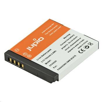 Baterie Jupio DMW-BCK7E pro Panasonic 750 mAh