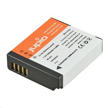 Baterie Jupio DMW-BLH7 pro Panasonic 680 mAh