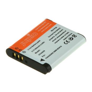 Baterie Jupio DMW-BCN10 - 800 mAh pro Panasonic