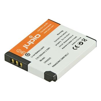 Baterie Jupio DMW-BCL7 pro Panasonic 690 mAh