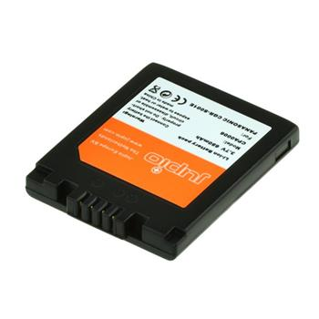 Baterie Jupio CGR-S001 / BP-DC2 / DMW-BCA7 pro Panasonic 680 mAh