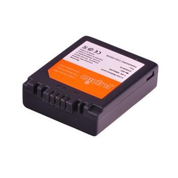 Baterie Jupio CGR-S002 / DMW-BM7 pro Panasonic 650 mAh