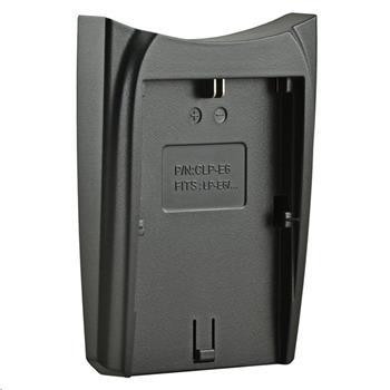 Redukce Jupio k Single nebo Dual chargeru pro Canon LP-E6