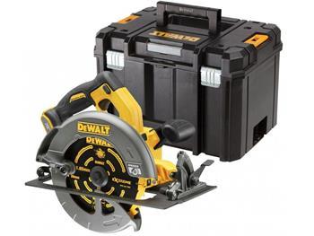 DEWALT DCS373NT 18V kotoučová pila pro řezání kovů bez baterií a nabíječky, v kufru
