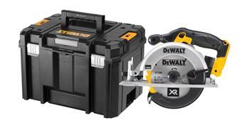 DEWALT DCS391NT 18V kotoučová pila bez baterií a nabíječky, v kufru