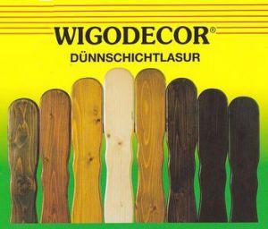 Wigodecor Dunnschichtlasur Eiche 5L