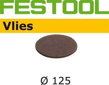 Festool STF D125 MD 100 VL/10 Brusné kotouče vlies (201131)