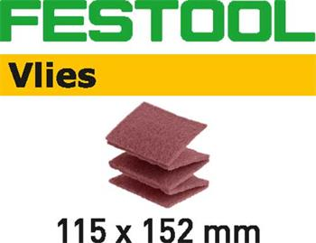 Festool 115x152 MD 100 VL/25 Brusné kotouče vlies (201115)