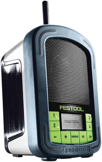 Festool BR10 Rádio na stavbu (200183)