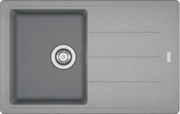 Franke BFG 611-78 dřez 114.0285.186 šedý kámen