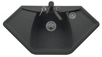 Sinks NAIKY 980 Granblack