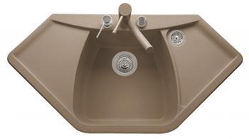 Sinks NAIKY 980 Truffle