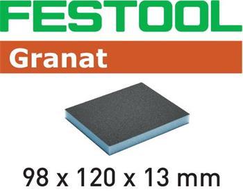 Festool 98x120x13 800 GRANAT/6 Brusná houba (201507)