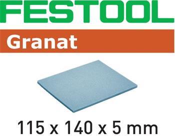 Festool 115x140x5 MD 280 GR/20 Brusná houba (201769)