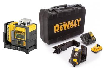 DeWALT DCE0811D1G-QW zelený čárový laser