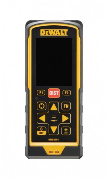 DeWALT DW03201-XJ laserový měřič vzdálenosti