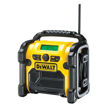 DeWALT DCR019-QW rádio
