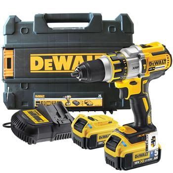 DeWALT DCD995P2B-QW Aku bezuhlíková příklepová vrtačka