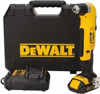 DeWALT DCD740C1-QW Aku pravoúhlá vrtačka