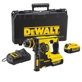 DeWALT DCH253M2-QW Výkonné kladivo
