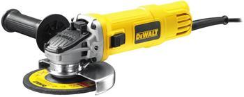 DeWALT DWE4016 úhlová bruska