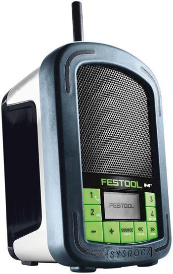 Festool BR 10 DAB + Rádio na stavbu (202111)