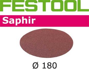Festool STF D180/0 P80 SAPHIR/25 Brusné kotouče (485242)