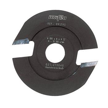 Mafell 100 x 8 x 22 mm Z 2, Fréza na lodičky (091793)