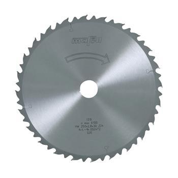 Mafell 250 x 2,8 x 30 mm, Z 24, WZ Pilový kotouč (092472)