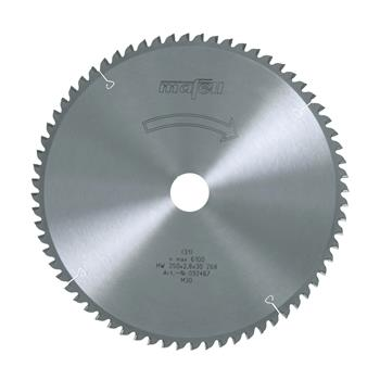 Mafell 250 x 2,8 x 30 mm, Z 68, FZ/TZ Pilový kotouč (092467)