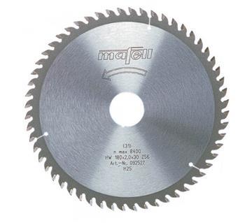 Mafell Pilový kotouč-HM, 290 x 1,6/2,6 x 30 mm, Z 48, WZ (092519)