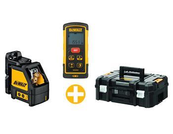 DeWALT laser set DW088K + DW03050 + DWST1-70703