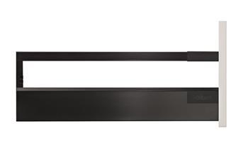 Blum Antaro sada Blumotion 500mm 65kg černá výška C s relingem